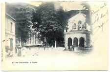 (S-12545) FRANCE - 09 - AX LES THERMES CPA      FAURE  ed.