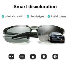Men's HD Aviator Polarized Sunglasses Outdoor Driving UV400 Sun Glasses Eyewear