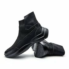 Men High Top Athletic Sports Shoes Sneakers Breathable Outdoor Running Casual Sz