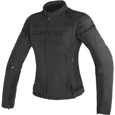 Giacca Dainese D-Frame Tex Nero black moto lady donna woman