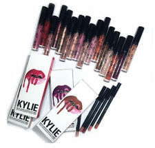 Kilie Jenner Lip Kit Set Liquid Lipstick Matte Lip Liner 100% genuine
