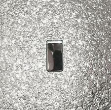 CHUNKY METALLIC GLITTER LIGHT SWITCH COVERS OR SURROUNDS, EASY-FIT SELF ADHESIVE