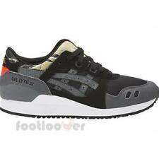 Scarpe EB Asics Gel Lyte III GS C7A2N 9097 junior black carbon running sneakers