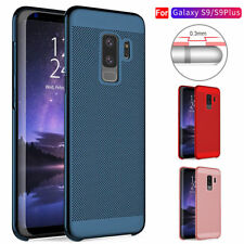 Ultra Thin Hard Bumper Back Case Shockproof Phone Cover For All Samsung Galaxy