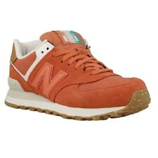 New Balance WL574SEA WL574SEA orange haute cheville