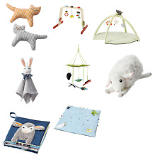 LEKA Musical/Soft Toy, Book, Play Mat, Baby Gym, Mobile, Rattle-IKEA-Brand New