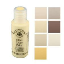 Cosmic Shimmer OPACO Chalk Paint 50ml - Browns/Gialli