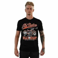Billy Eight Herren T-Shirt Rockabilly Rocker Biker Tattoo Old School 9006