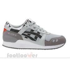 Scarpe EB Asics Gel Lyte III GS C7A2N 9696 junior grey aluminum running sneakers