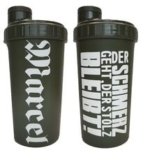 Scitec Nutrition Shaker 700ml Military Individueller Shaker Individuale Shaker