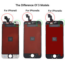 Factory Sale Lcd For Iphone 5 Iphone 5C Iphone 5S Screen Display Part Glass Touc