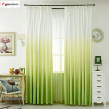 5 Color Window Curtain Living Room Modern Home Goods Window Treatments Polyester