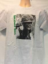 MENS THE SMITHS (MORRISSEY) MEAT IS MURDER T SHIRT IN **GREY**