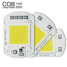 Smart IC Driver 20W 30W 50W LED Floodlights COB Chip Input Integrated AC110 220V