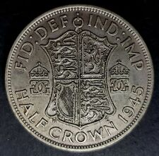 1937 - 1946 King George VI Silver Half Crown Coins - Choose Your Year!