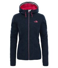 The North Face Womens Zermatt Fullzip HOODIE, Chaqueta de lana para mujer,
