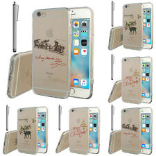 transparant SILICONE TPU mobile Housse de protection apple iphone 6/6S