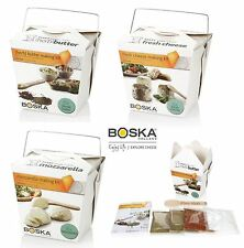 Boska Cheese, Mozzarella or Butter Making Kits, Make Your Own