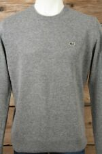 Lacoste AH2995-00 UWC Stone Chine Sweater AW17