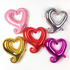 Happy Valentines Day I Love You Balloons Romantic His/Her Party Gift Baloons