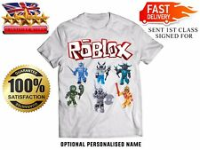 Roblox Stardust Ethical CHAMPIONS OF ROBLOX kids t shirt childrens