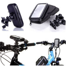 360° Bicycle Waterproof Phone Case Mount Holder For Apple iPhone 5 6 6PLUS 7 8 X