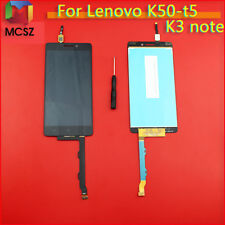 5.5 Inch For Lenovo K50-T5 K3 Note K50-T3S Lcd Display Digitizer Touch Screen As