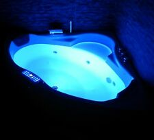 WHIRLPOOL eckwhirlpool Baignoire Jacuzzi Pool lxw-paris MADE IN GERMANY