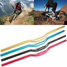 31.8 x 780 mm MTB Mountain Bike Bicycle Riser Handlebar Aluminum Alloy Handlebar