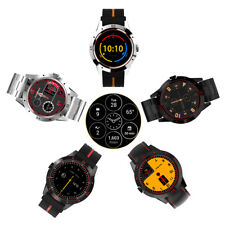 For Android IOS Bluetooth Siri Smart Watch Heart Rate Pedometro Sports Orologio