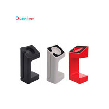 Durable Plastic Charging Holder Stand Docking Station For Apple Watch 38mm 42mm
