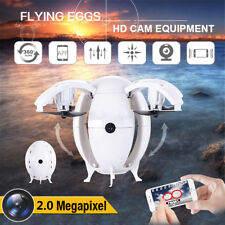RC Drohnen Kamera 4CH Headless 6Axis Mini Quadcopter WIFI Control Flying Egg FPV