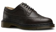 Dr Martens 23152001 3989 black harvest brogue shoe sizes 3-13UK
