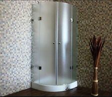 Shower cubicle Shower Enclosure Shower Quarter circle Glass cabin JN-1090H