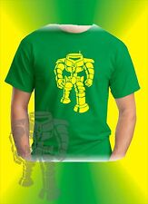 Camiseta The Big Bang Theory Cooper Robot