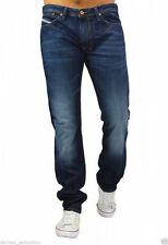 jeans jeans Diesel WAYKEE 0R0S3 w30/L32 regolare a sigaretta taglio dritto