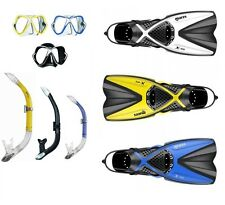 Mares X-one SET DE SNORKEL CON Mares X-vision Talla 35-47 div. colores abc-set