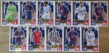 MATCH ATTAX CHAMPIONS LEAGUE 2017 2018 17 18 CHOOSE UCL ALL STAR XI
