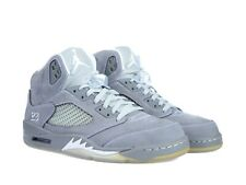 Nike Air Jordan 5 Retro Wolf Grey Size UK 10 EU 45 US 11