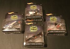 2015 Hot Wheels DC Batman TV/Movie Vehicles