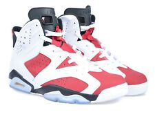 "Nike Air Jordan 6 VI Retro ""Carmine"" Size UK 10 EU 45 US 11"