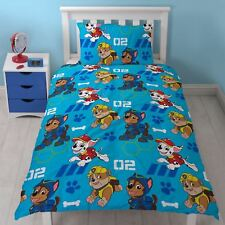 Nickelodeon Paw Patrol 'Spy' Reversible Single Duvet Cover & Pillowcase Set