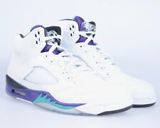 Nike Air Jordan 5 Retro Grape Size UK 10 EU 45 US 11