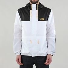 The North Face Men's Lightweight 1985 Mountain Jacket TNF White/TNF Black