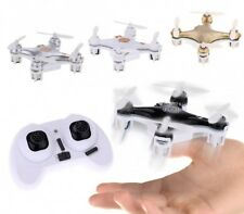 CX10A Mini drone helicóptero HEADLESS MODE Cheerson especial led