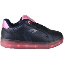 GEOX J KOMMODOR ZAPATILLAS LUCES  AZUL