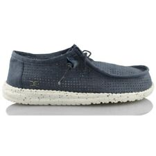 DUDE WALLY PERFORATED  AZUL