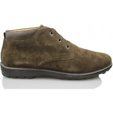 GEOX BOTIN DE CABALLERO CASUAL Y DRESS MARRON  MARRON