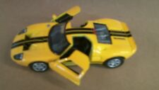 2006 Ford GT- Pull Back Die Cast with Doors that Open - 1:32 Scale