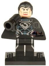 Superman Mini Figure NEW UK Seller Fits Lego General Zod